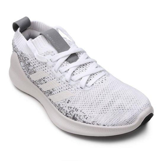 Tênis Adidas Purebounce Feminino - Cinza