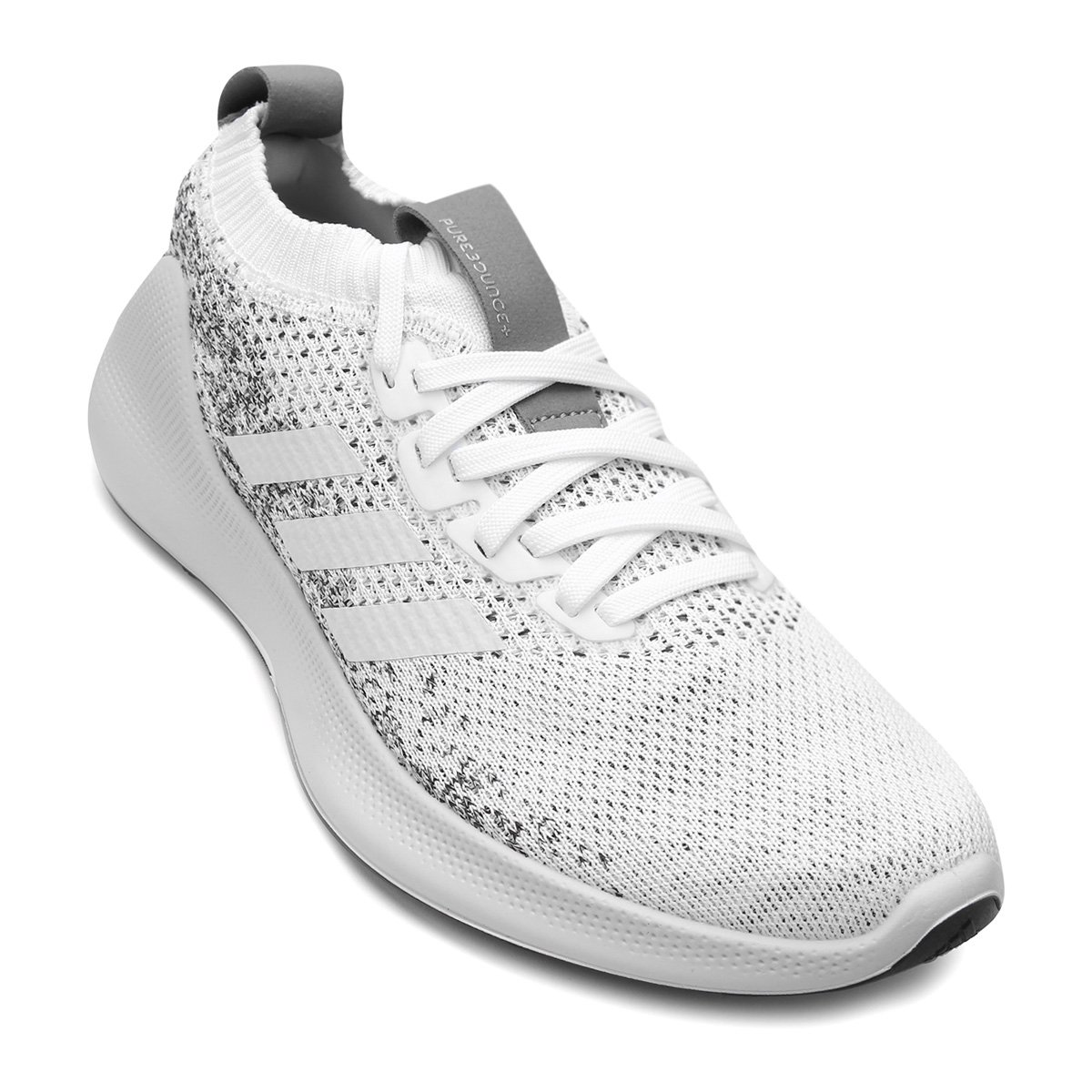 Tênis Adidas Purebounce+ Masculino - Branco e Cinza - Compre Agora ... 4e32c9d4550fa