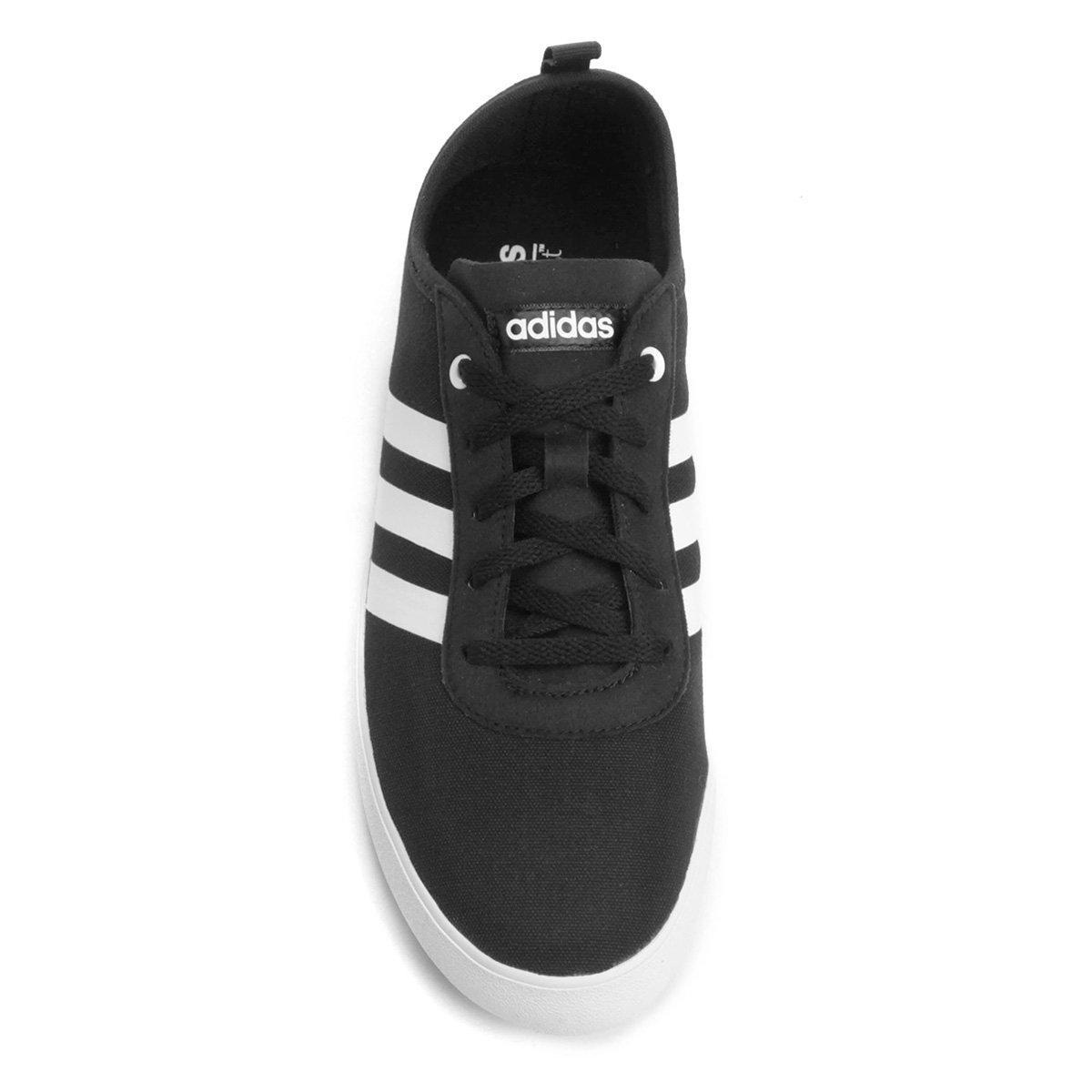 Qt 2 Tênis Adidas Feminino Vulc Qt Adidas Preto Tênis Vulc wWFnq4fc