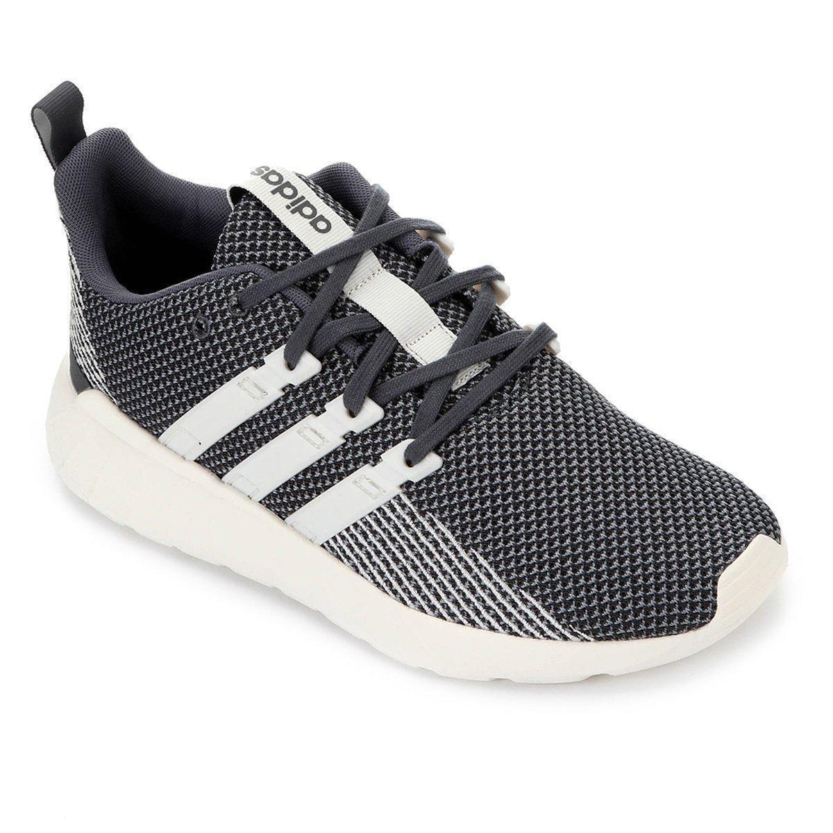 Tênis Adidas Questar Flow Masculino Cinza