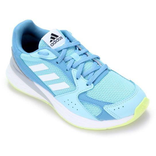 Tênis Adidas Response Classic Feminino - Azul Claro+Branco