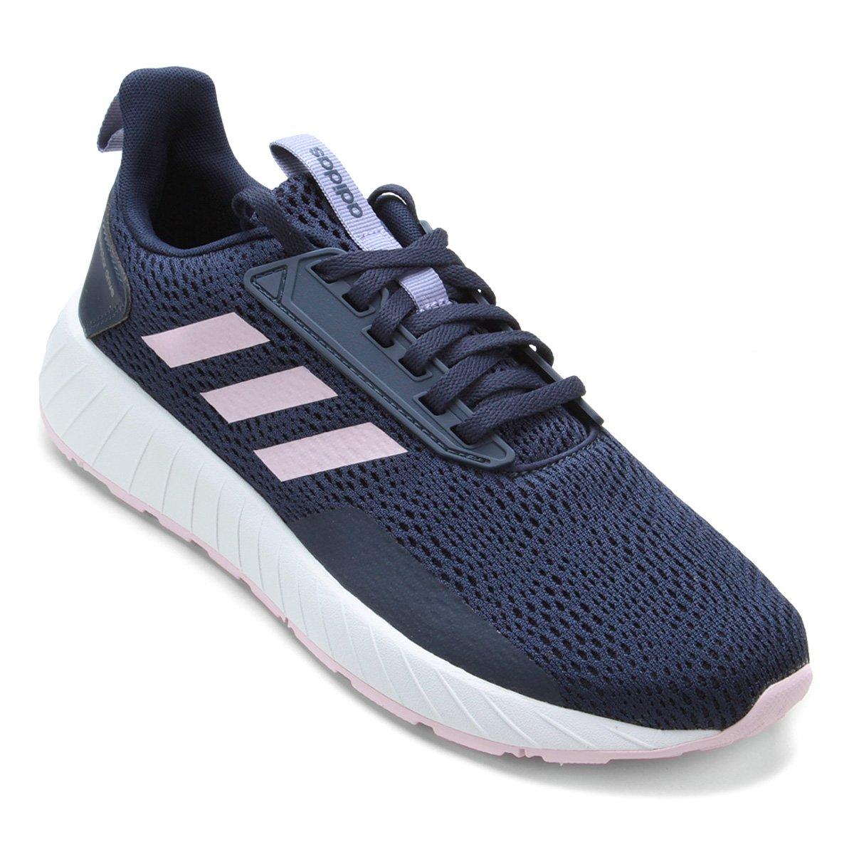44834a5273 Tênis Adidas Response Drive W Feminina - Marinho   Netshoes