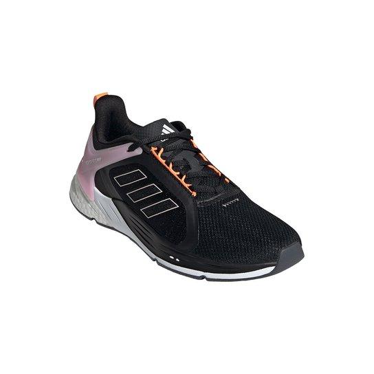 Tênis Adidas Response Super Boost 2.0 Feminino - Preto+Cinza