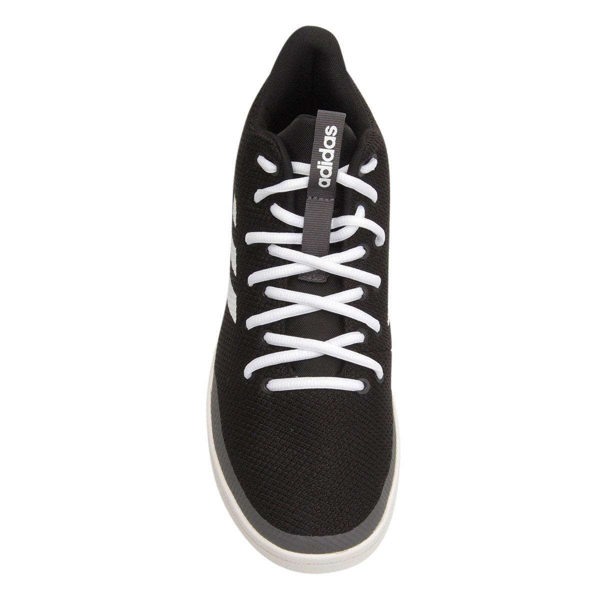 Tênis Adidas Retro Bball Masculino - Cinza - Compre Agora  af6df1456b467