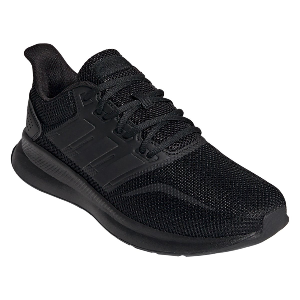 new release new collection fashion Tênis Adidas Run Falcon Masculino - Preto