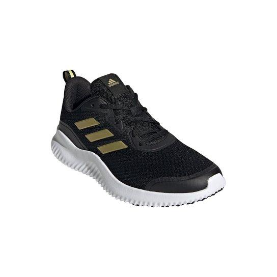 Tênis Adidas Run TD - Preto+Dourado