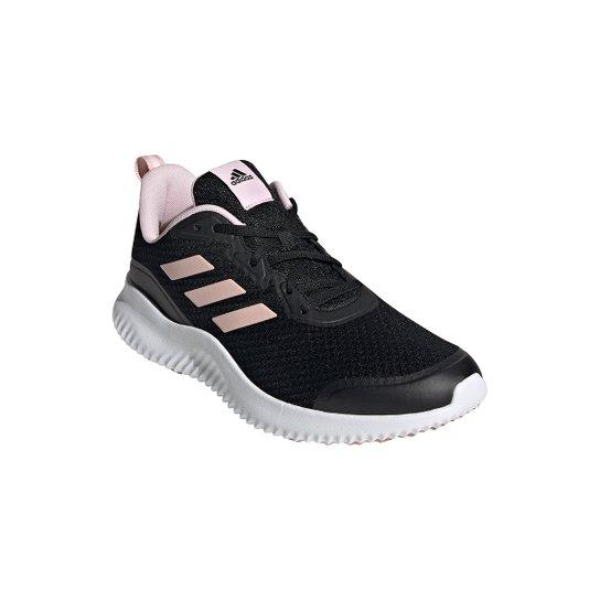 Tênis Adidas Run TD - Preto+Rosa