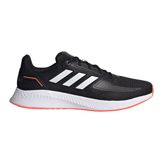 Tênis Adidas Runfalcon 2.0 Masculino - Preto+Branco