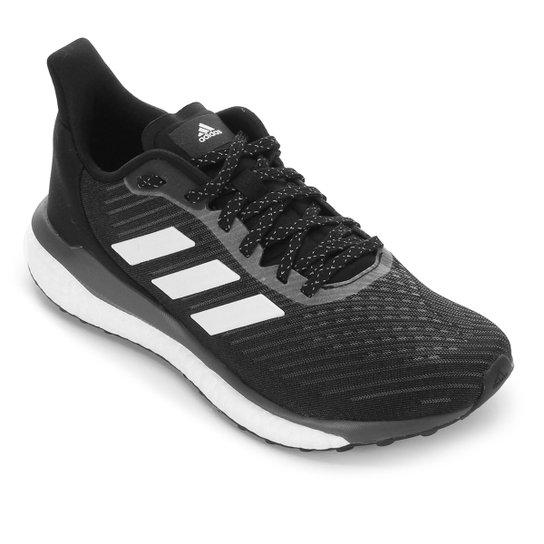 Menor preço em Tênis Adidas Solar Drive Boost 19 Feminino - Preto e Cinza