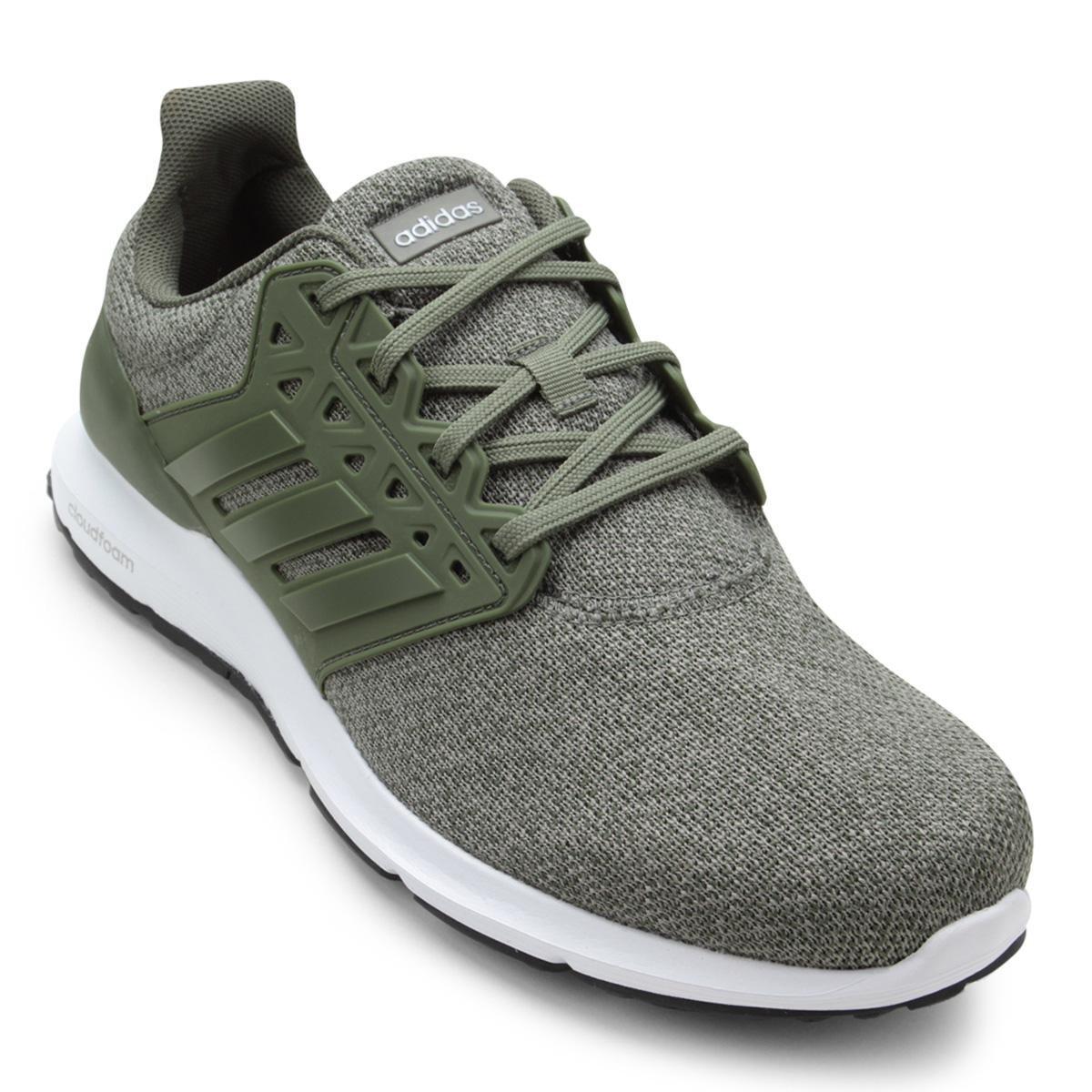 1adeed8d53c Tênis Adidas Solyx Masculino - Verde - Compre Agora