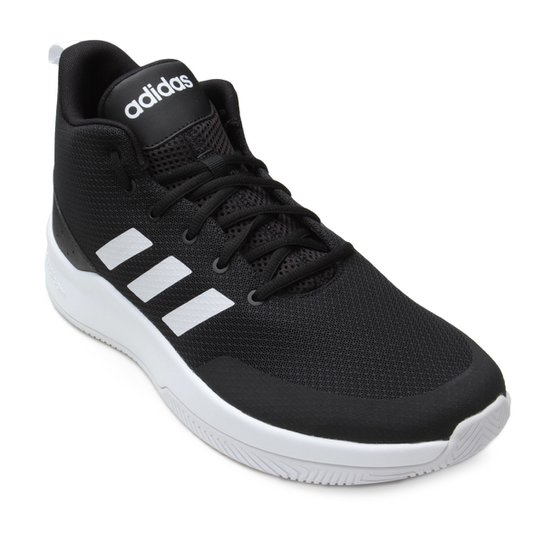 Tênis Adidas Spd End2End Masculino - Preto+Branco