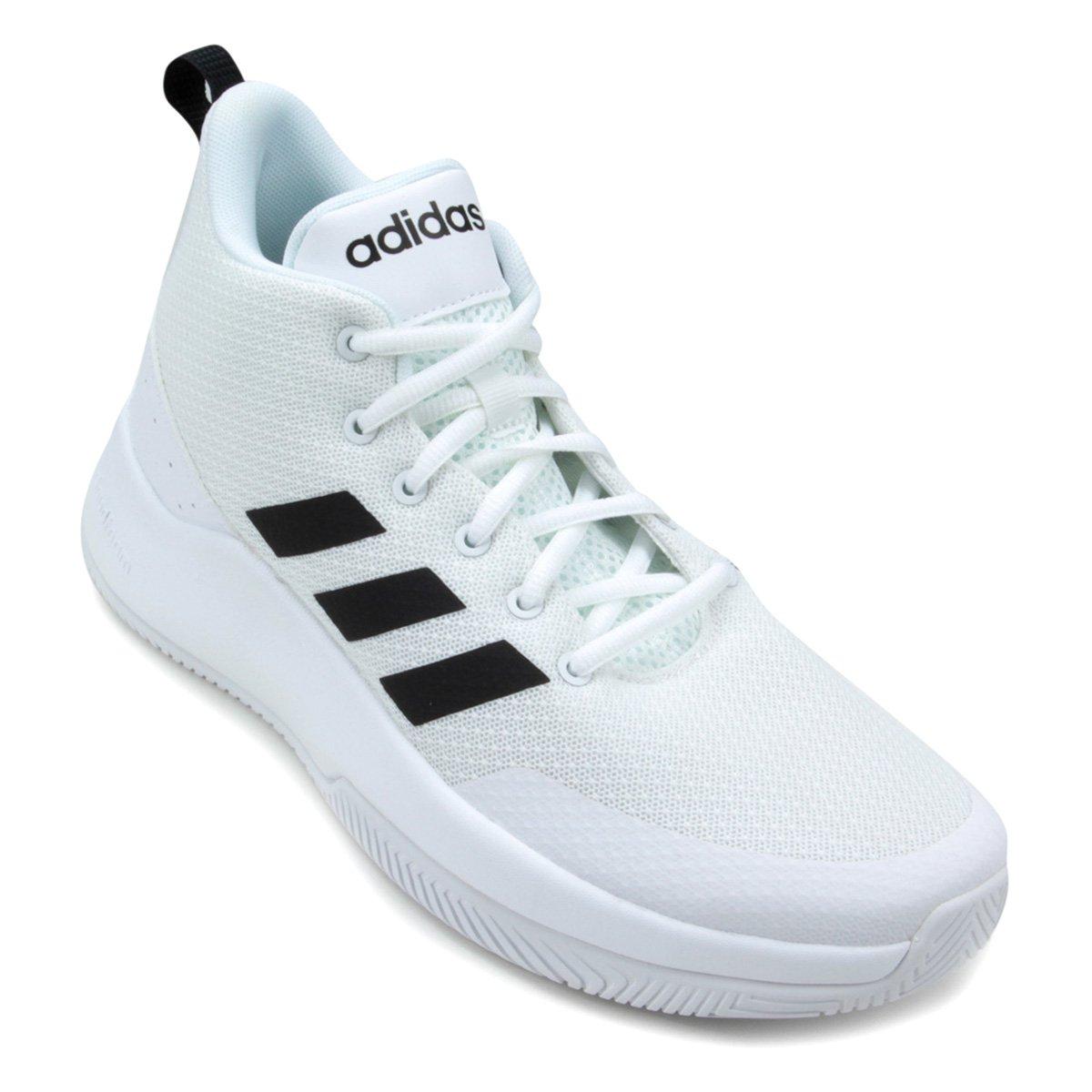 7e565040e03 Tênis Adidas Spd End2End Masculino - Branco e Preto - Compre Agora ...