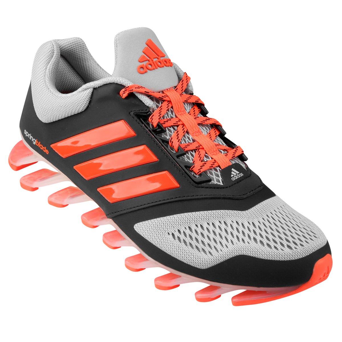 Try These Tênis Adidas Springblade E Force Masculino Preto E