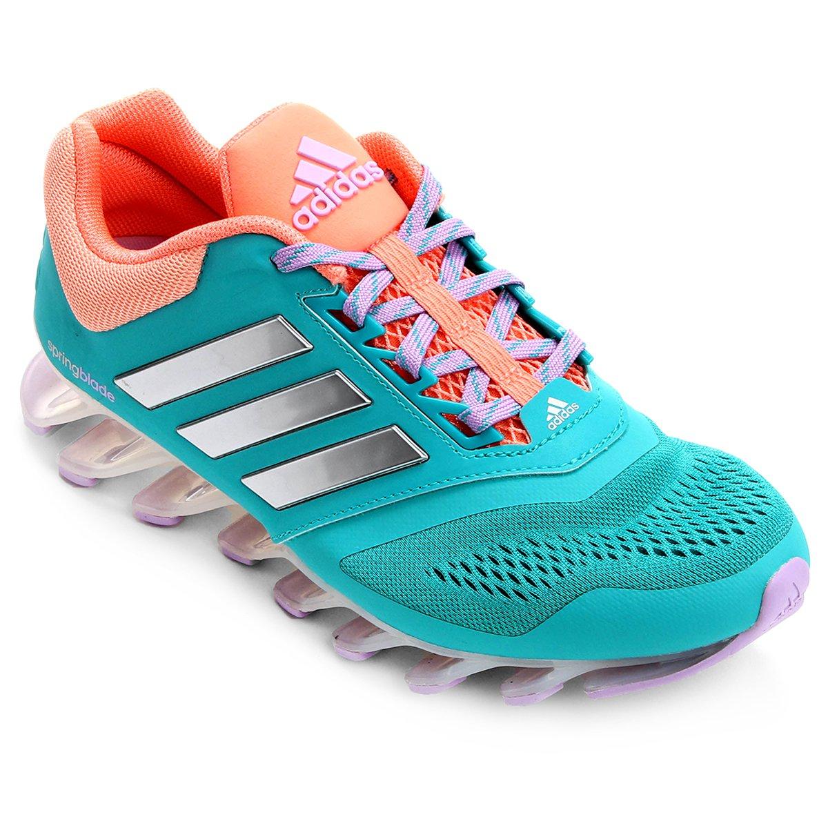 Tênis Adidas Springblade Drive 3 Feminino - Compre Agora  f98ae4e1de5df