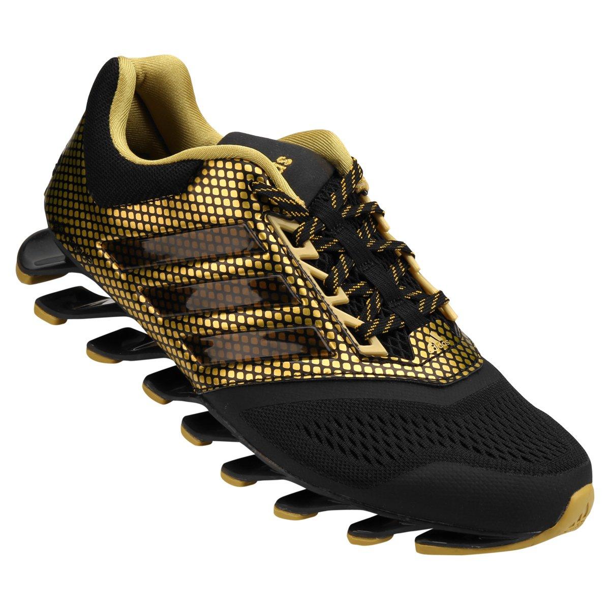 meilleure sélection 92516 efd4e store adidas springblade brun guld bca97 226b5