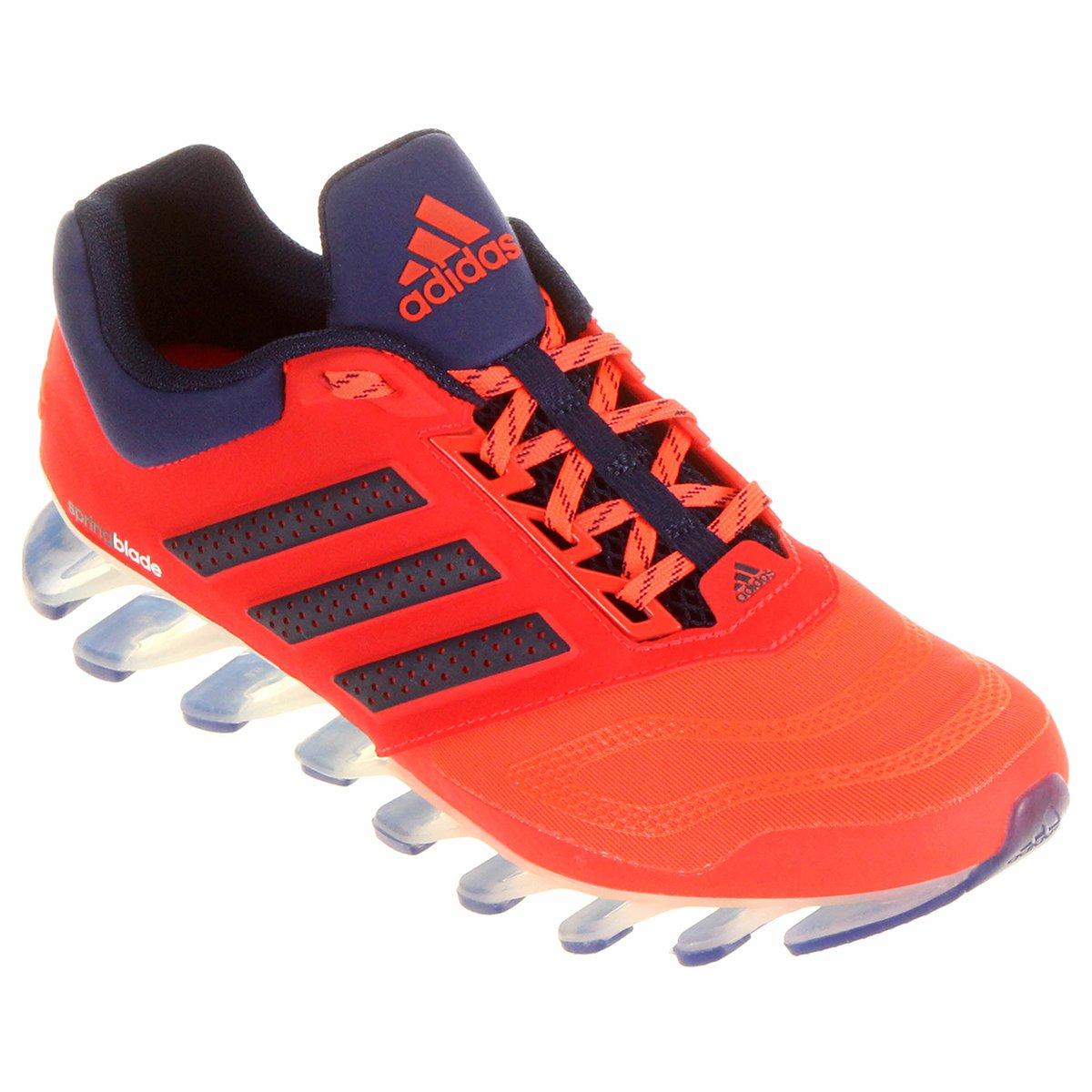 3277c8ade8b ... clearance tênis adidas springblade drive masculino laranjamarinho 99674  0abdb