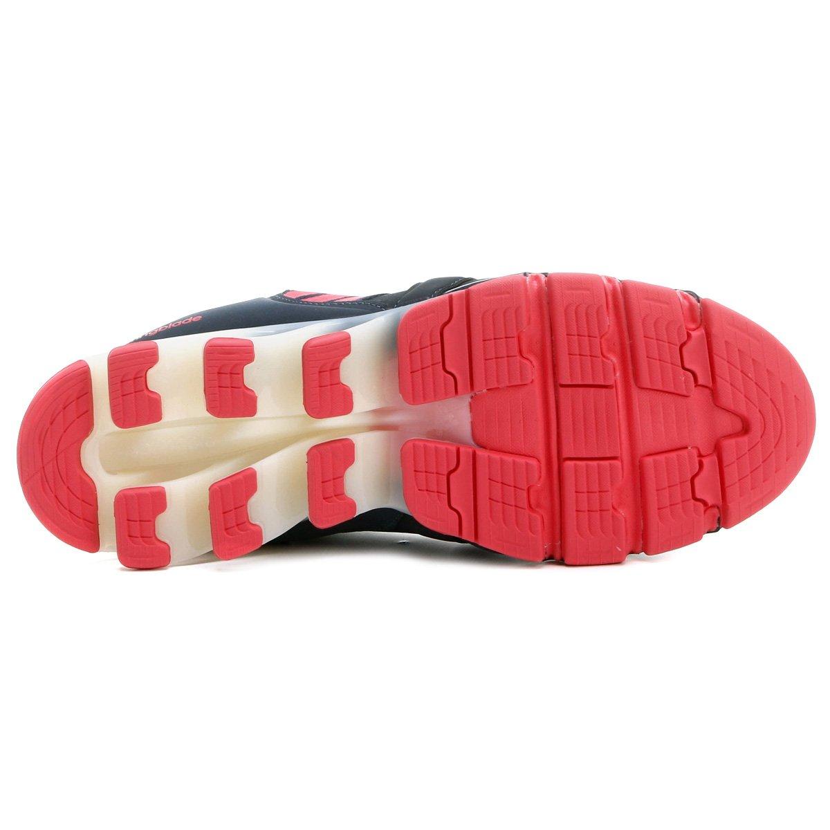 super popular ba0ec d68a8 ... uk tênis adidas springblade e force feminino azul e pink 6c9d0 6e77f ...