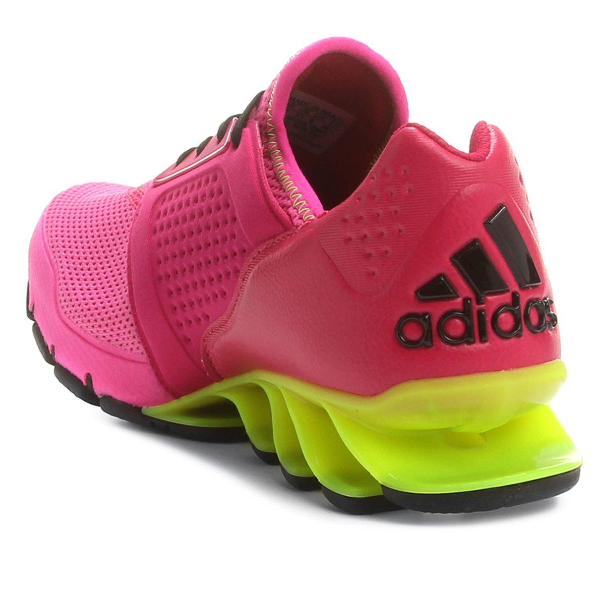 grande vente ccc77 53df7 italy adidas springblade pink com verde 25b5f 387cf