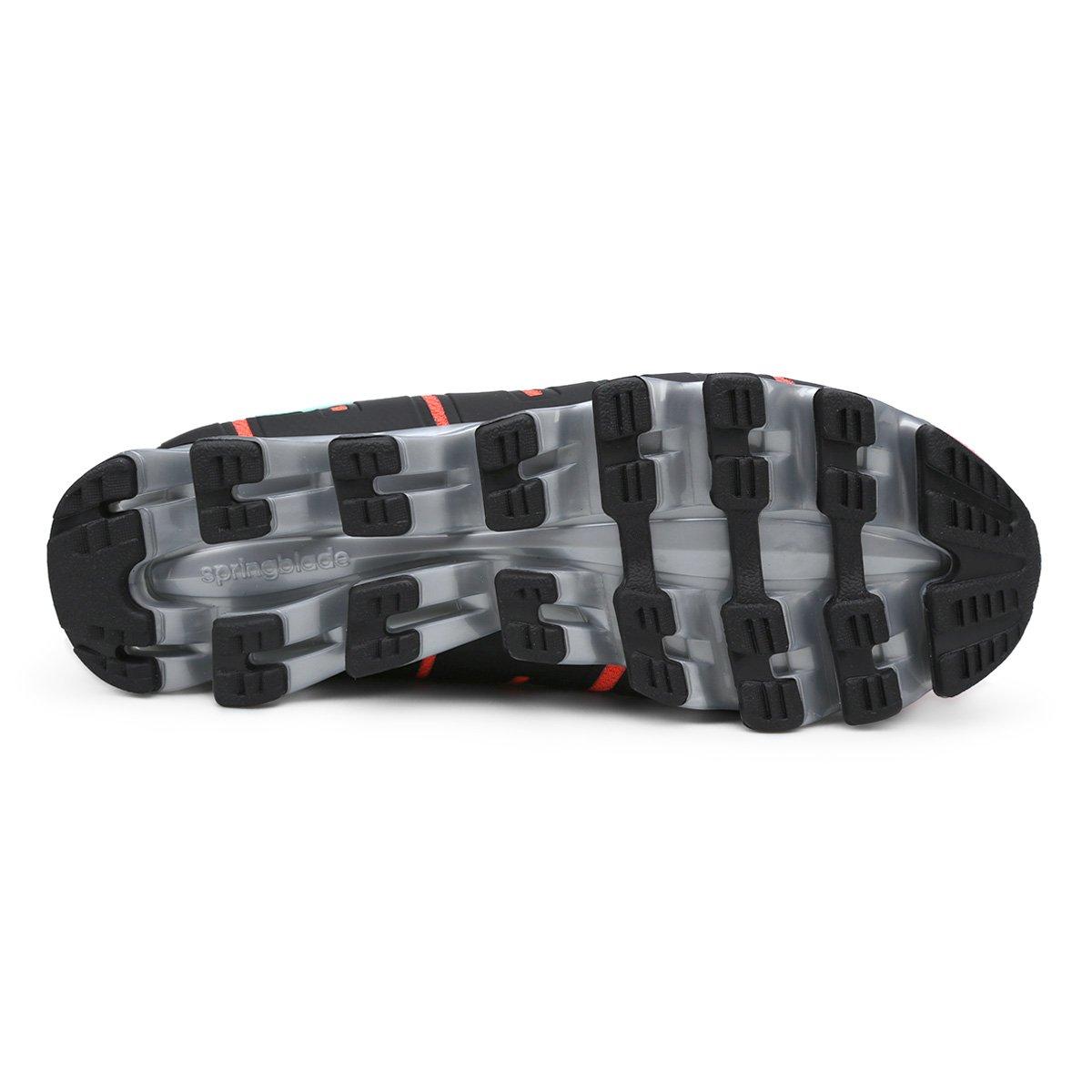 e Adidas Springblade Laranja Feminino Tênis Pro Preto Adidas Tênis gqw1tE0