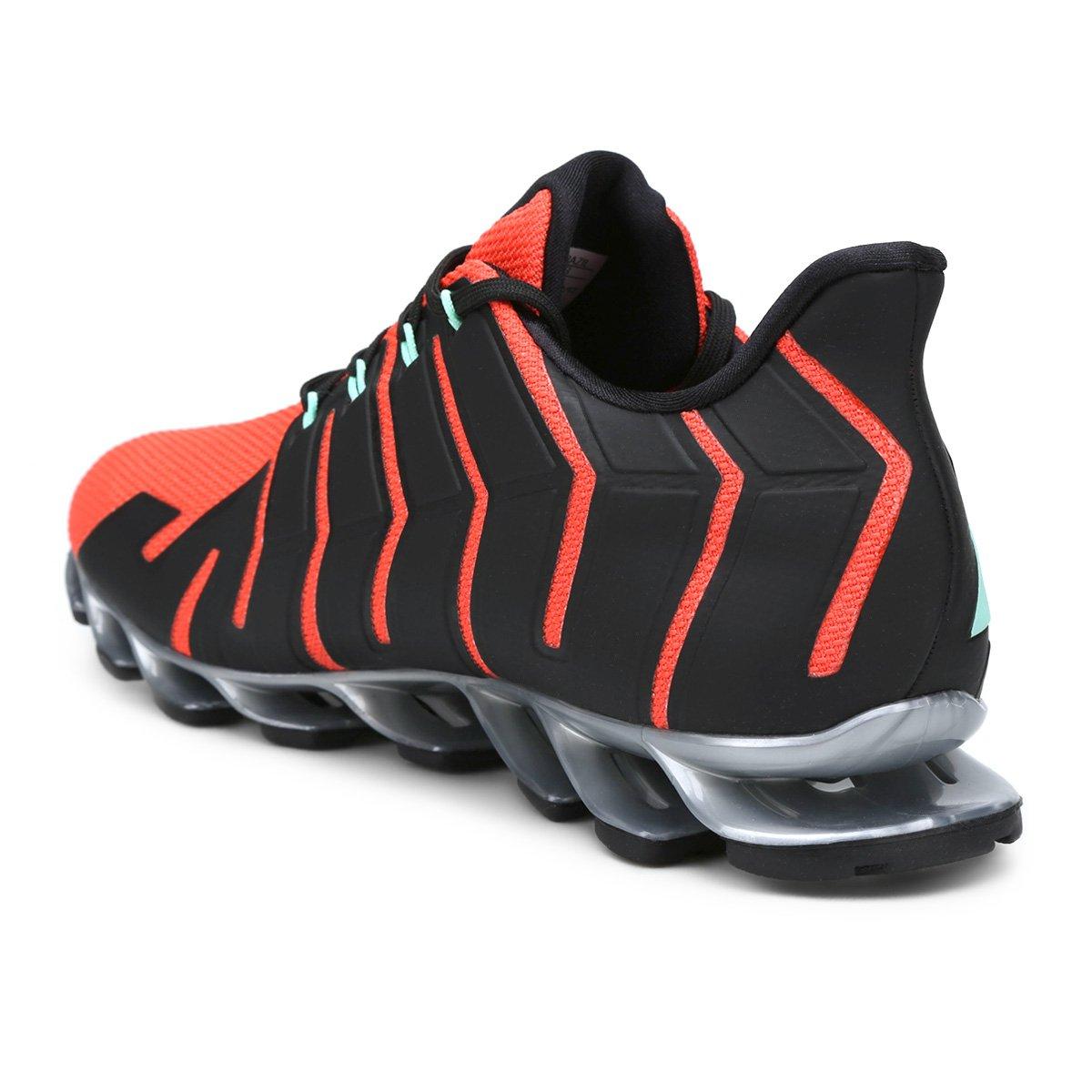 Tênis Adidas Pro Laranja Tênis e Springblade Adidas Preto Feminino 5Uxx6z7