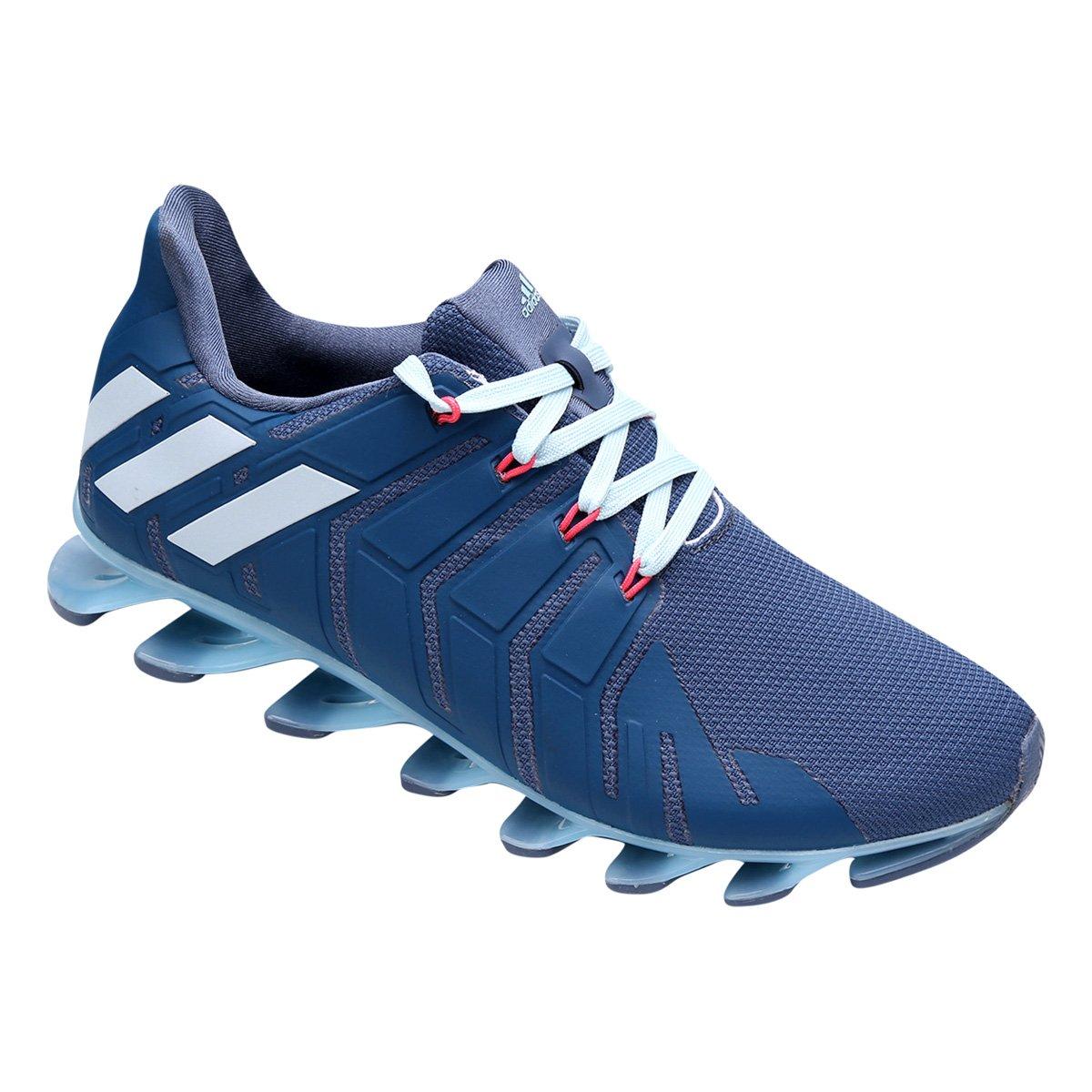 80bbc31b60 ... usa tênis adidas springblade pro feminino azul c3ba0 36678 ...