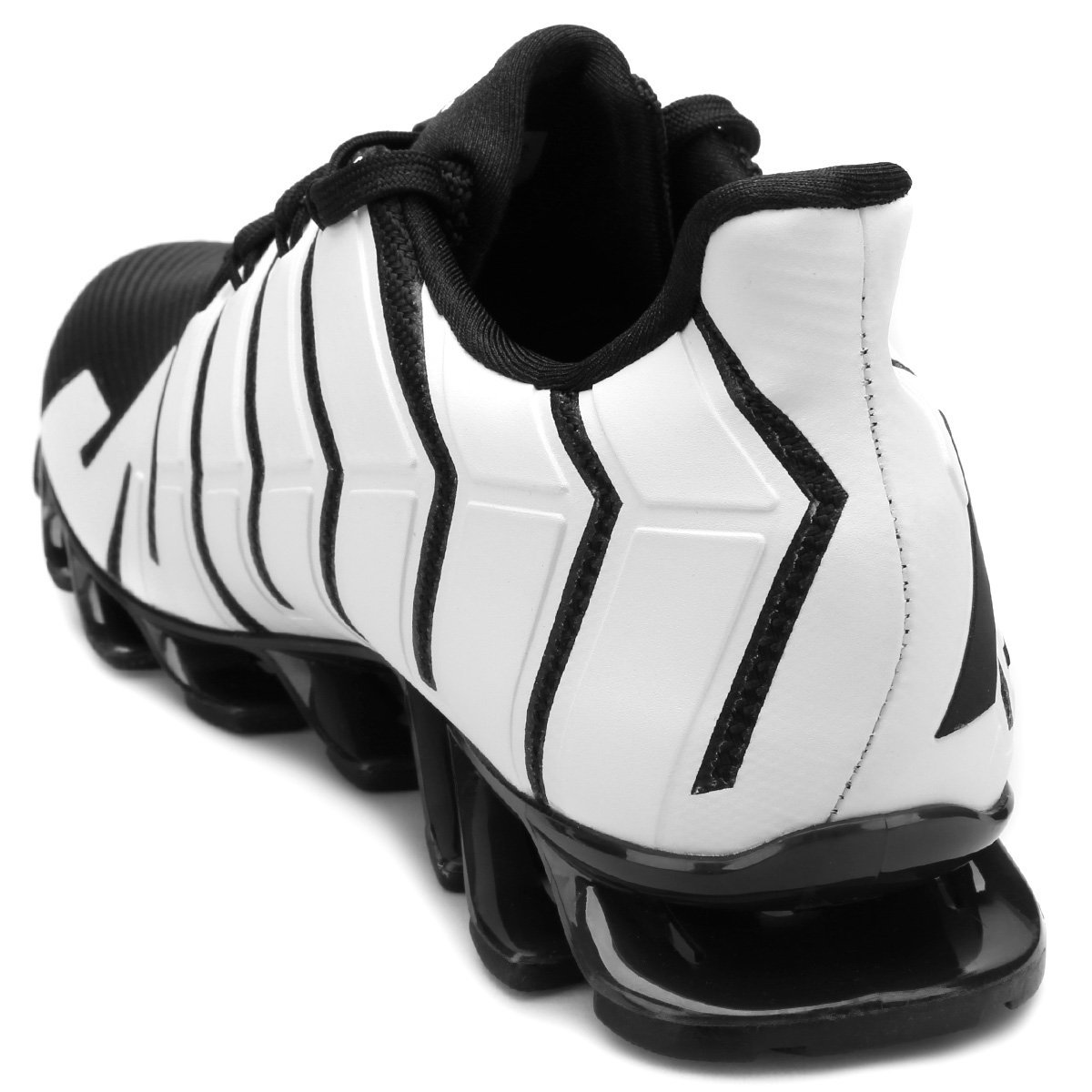 2ae905e6db Tênis Adidas Springblade Pro Masculino - Branco e Preto - Compre ...
