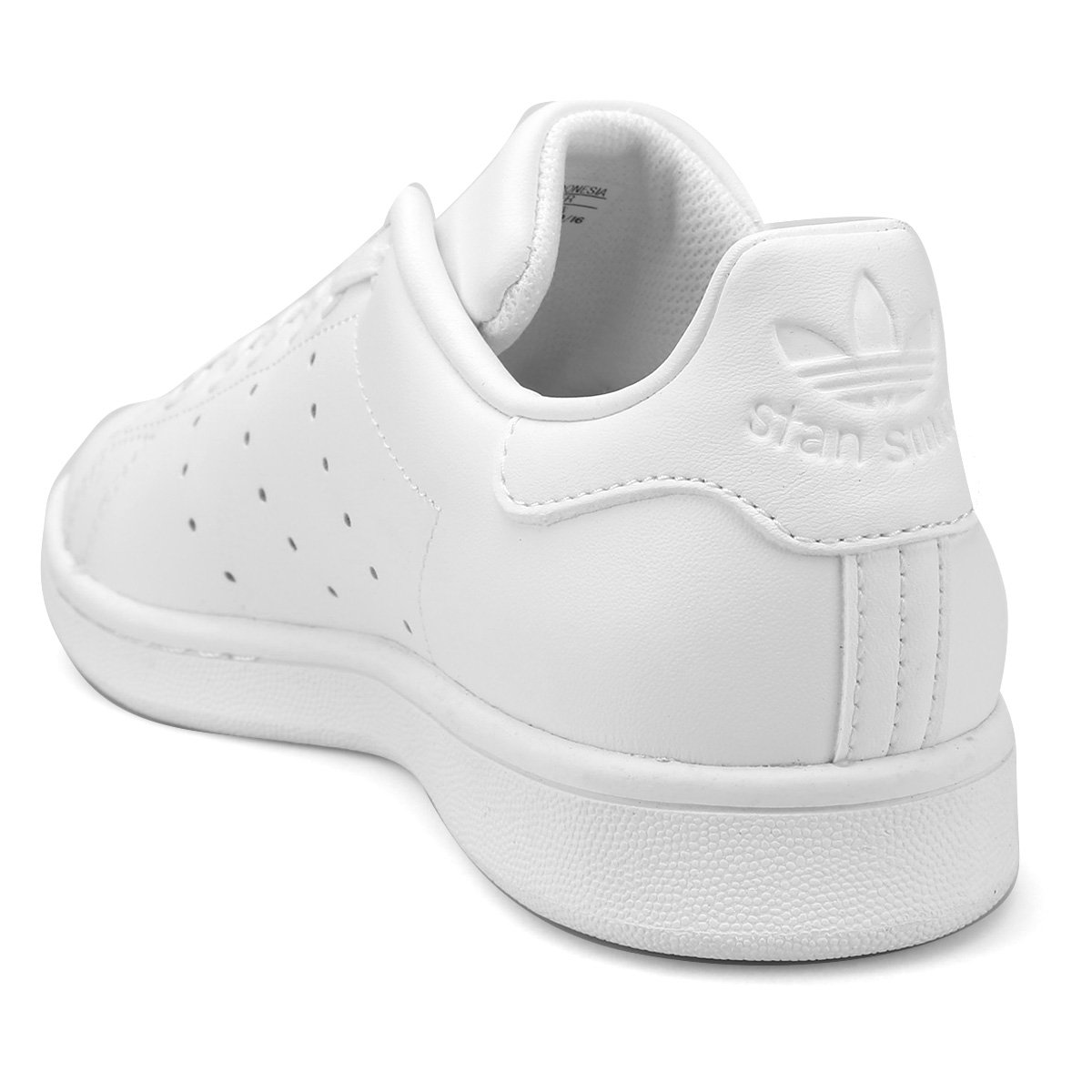 cbcad0ea55 Tênis Adidas Stan Smith J Infantil - Compre Agora