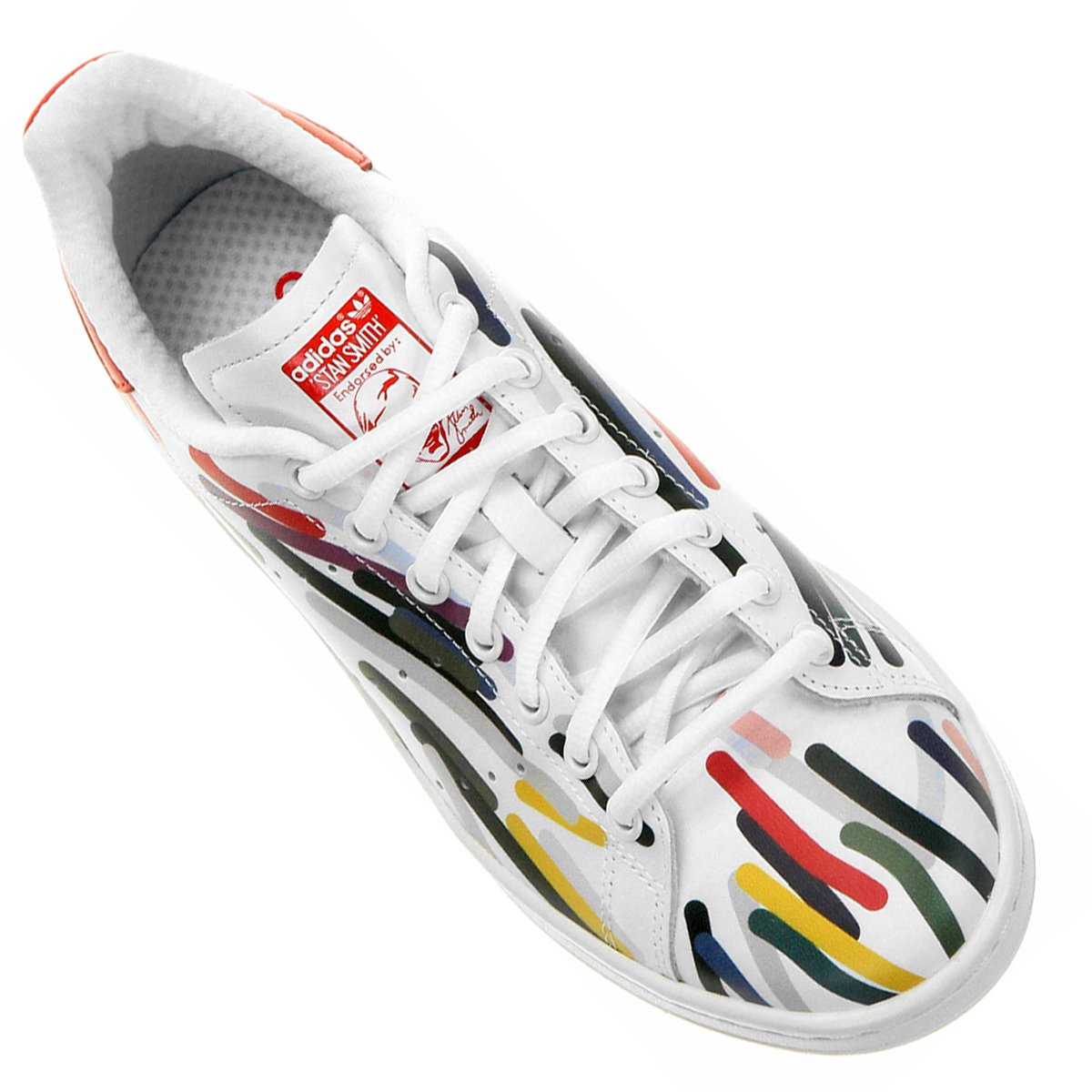 858a2600e8 Tênis Adidas Stan Smith Pharrel - Compre Agora