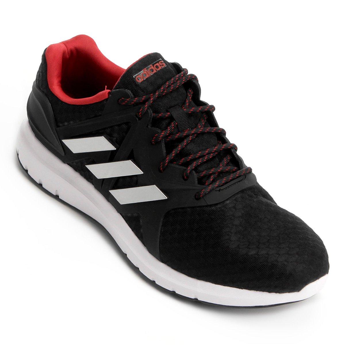 41af6bf997a36 Tênis Adidas Starlux Masculino - Preto e Prata - Compre Agora
