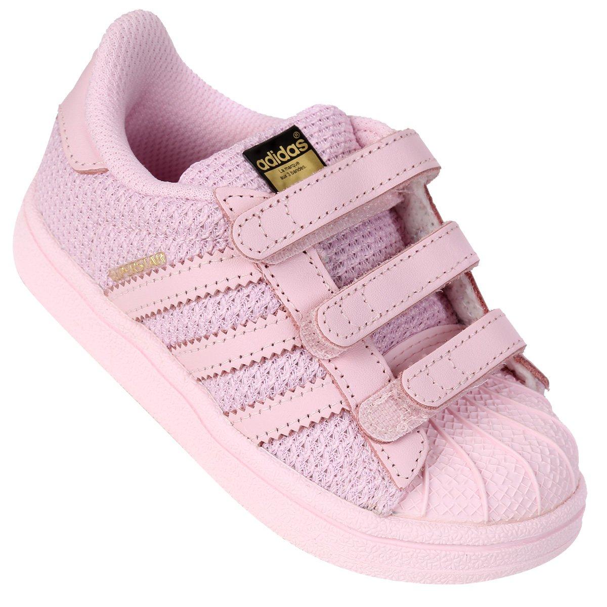 Recepción Pericia dolor  Tênis Adidas Superstar Cf Infantil | Netshoes