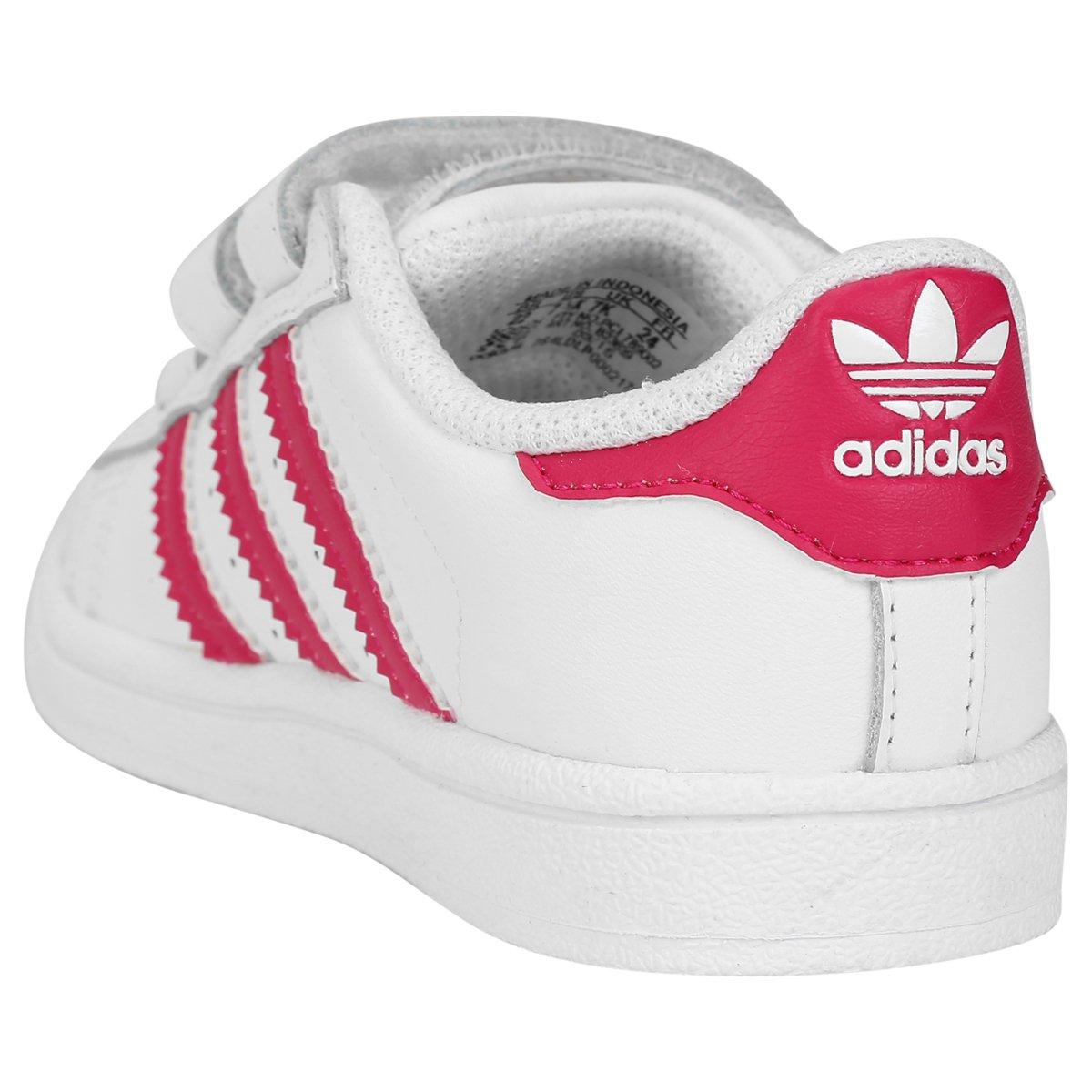 new style d700e 4302a ... Tênis Adidas Stan Smith GS Infantil Tênis é Na Magicfeet MagicFeet  7033a51bfbebcb ...