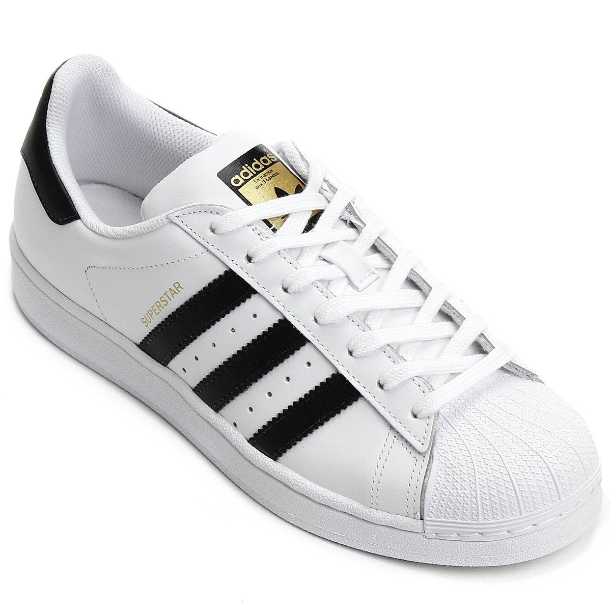 c7c142c333d86 Tênis Adidas Superstar Foundation - Compre Agora
