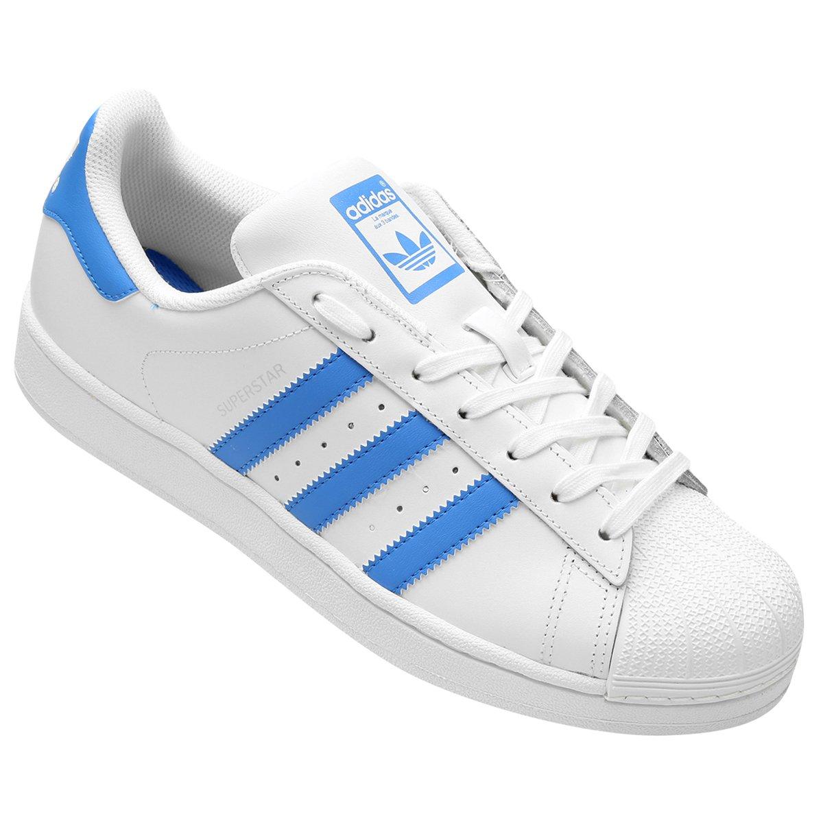 4a2fd45dfa Tênis Adidas Superstar Foundation - Compre Agora