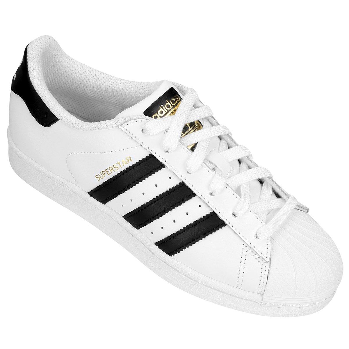5380799ecb5 Tênis Adidas Superstar Infantil - Compre Agora