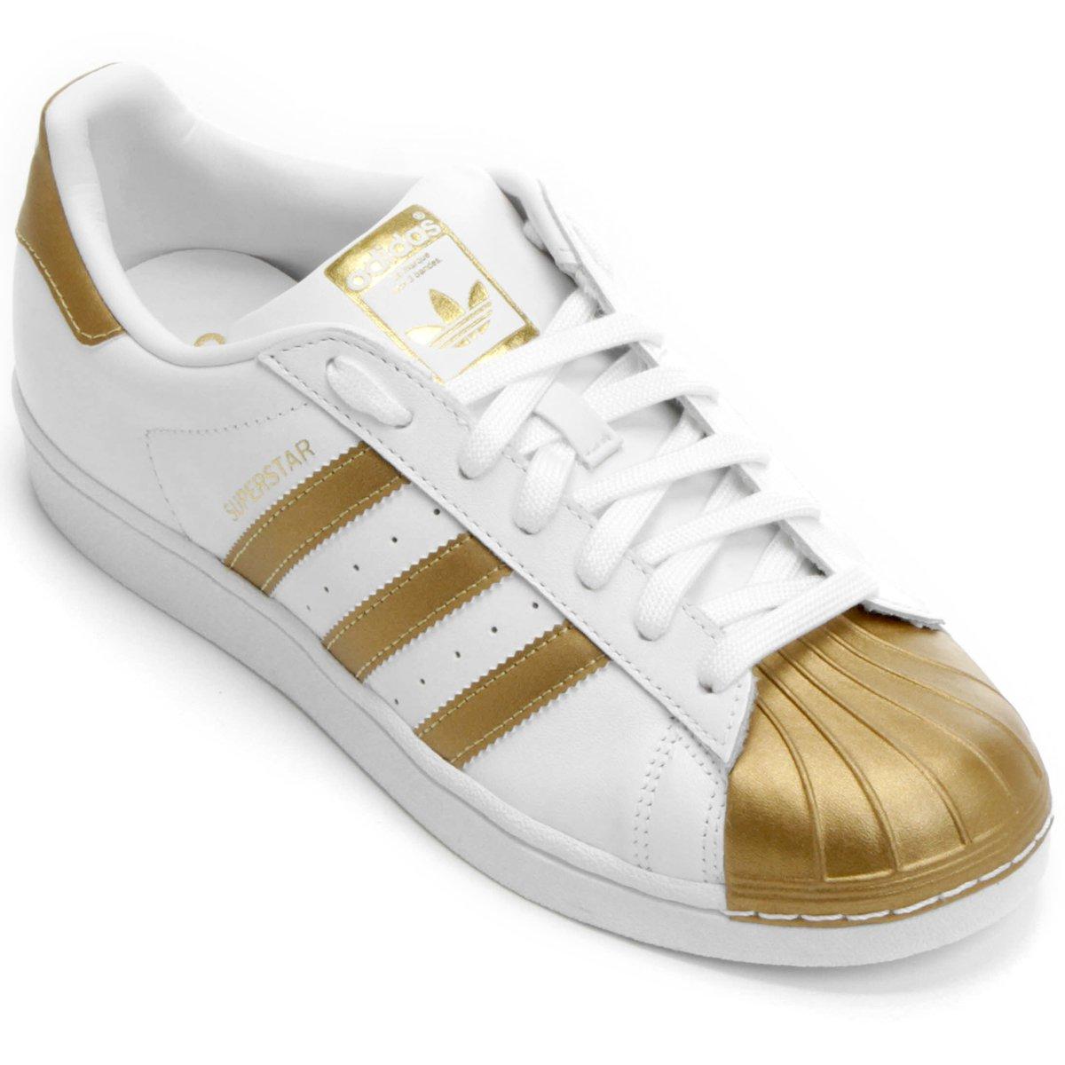 93ad99fb2ffa5 Tênis Adidas Superstar Metallic - Compre Agora   Netshoes