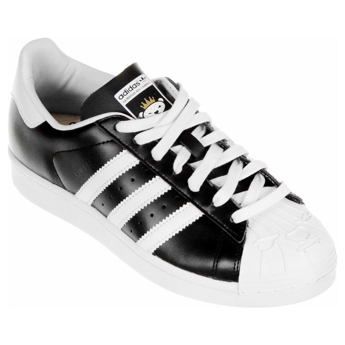 f044c77e9c3c1 ... branco e preto ac160 3e979 spain tênis adidas superstar nigo compre  agora netshoes 2f5f3 89f08 wholesale tênis adidas originals ...