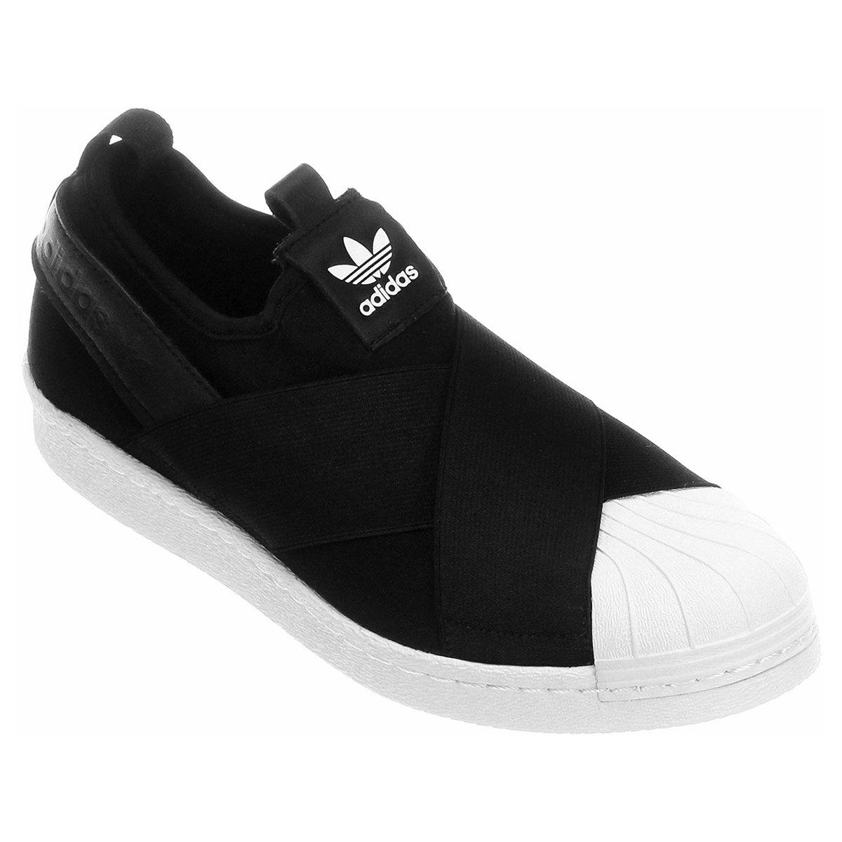 Tênis Adidas Superstar Slipon W - Compre Agora  baca080be1bb2