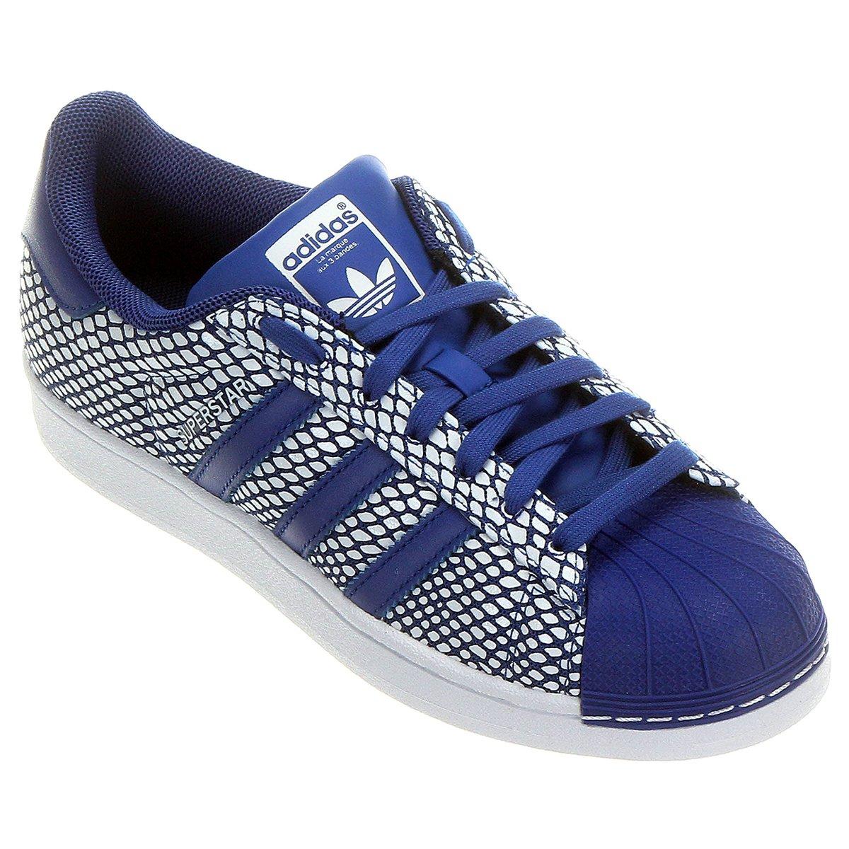 d9a10cefbdd Tênis Adidas Superstar Snake - Compre Agora