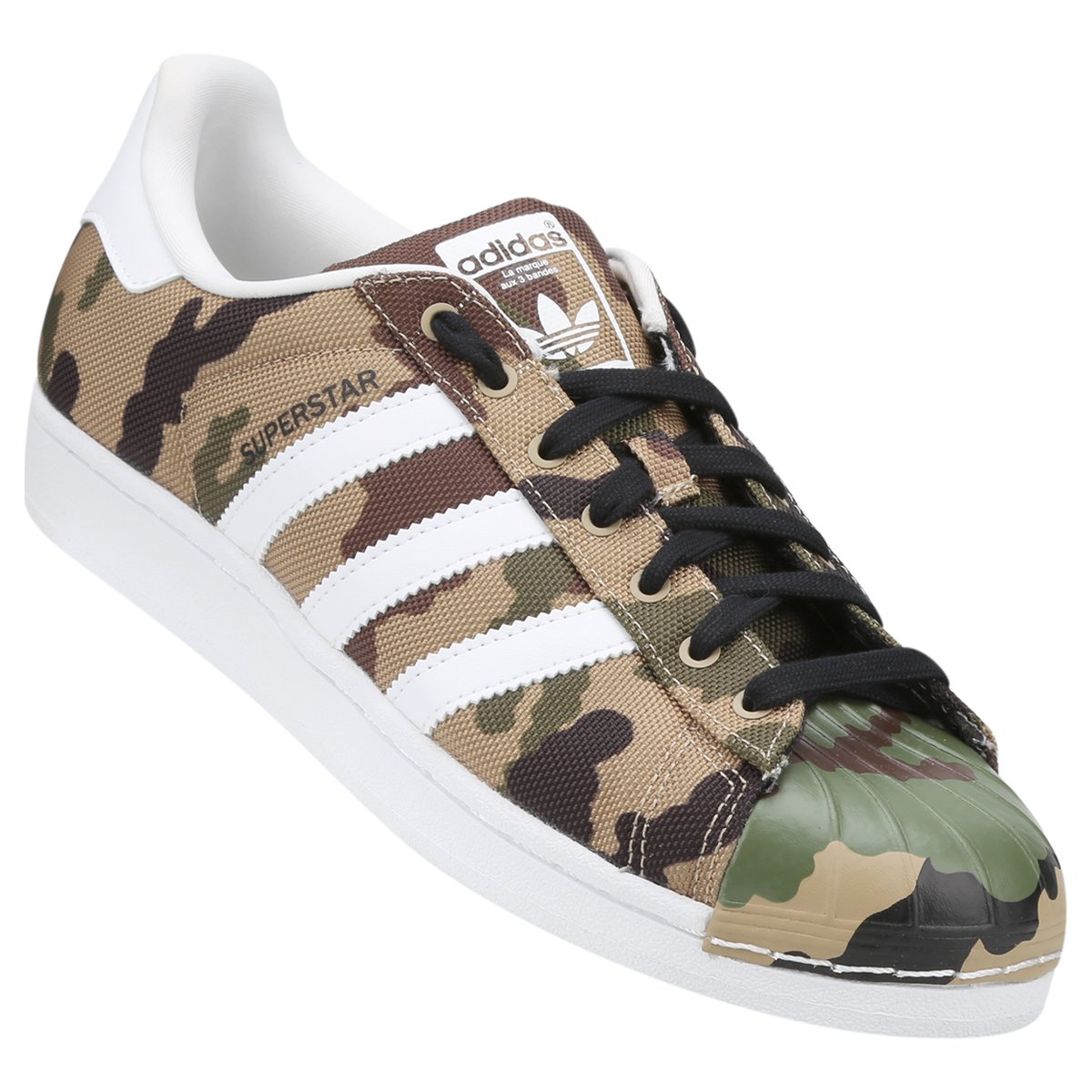 Tênis Adidas Superstar Toe Pack - Compre Agora  10e56cd93dda5