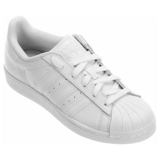 Tênis Adidas Superstar W - Branco
