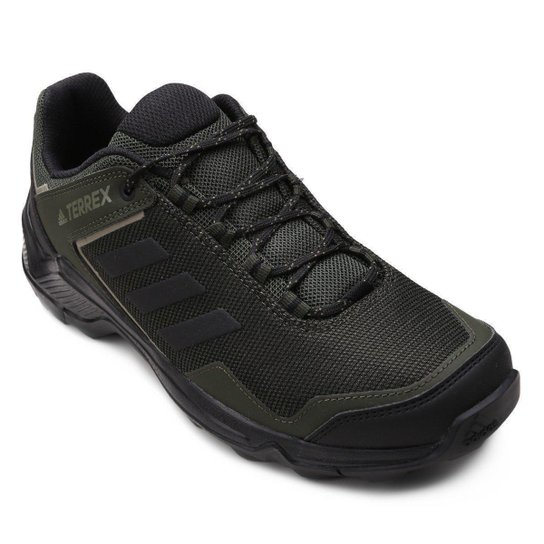Tênis Adidas Terrex Entry Hiker Masculino - Verde Militar