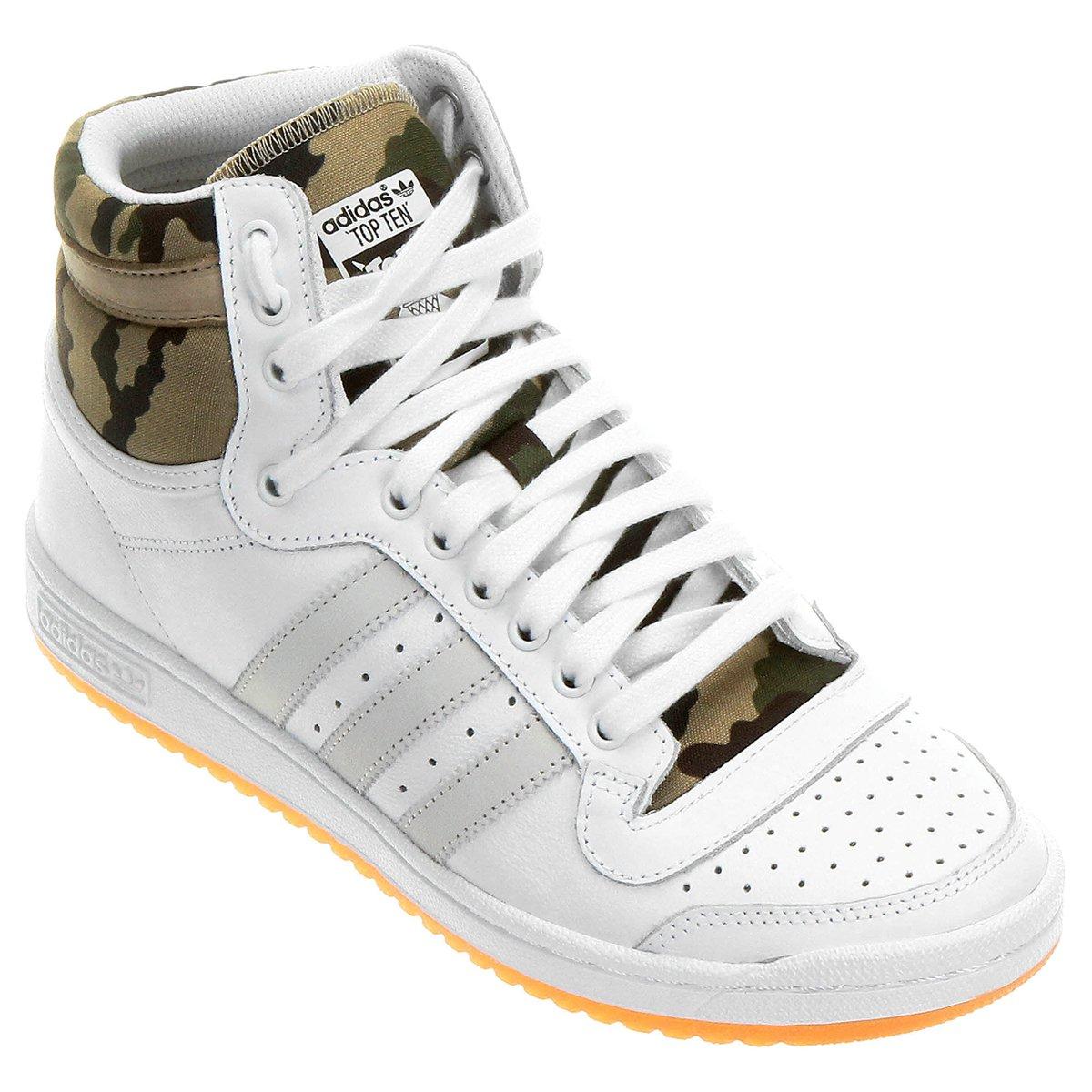 88c10ed41a9 Tênis Adidas Topten Camo - Compre Agora