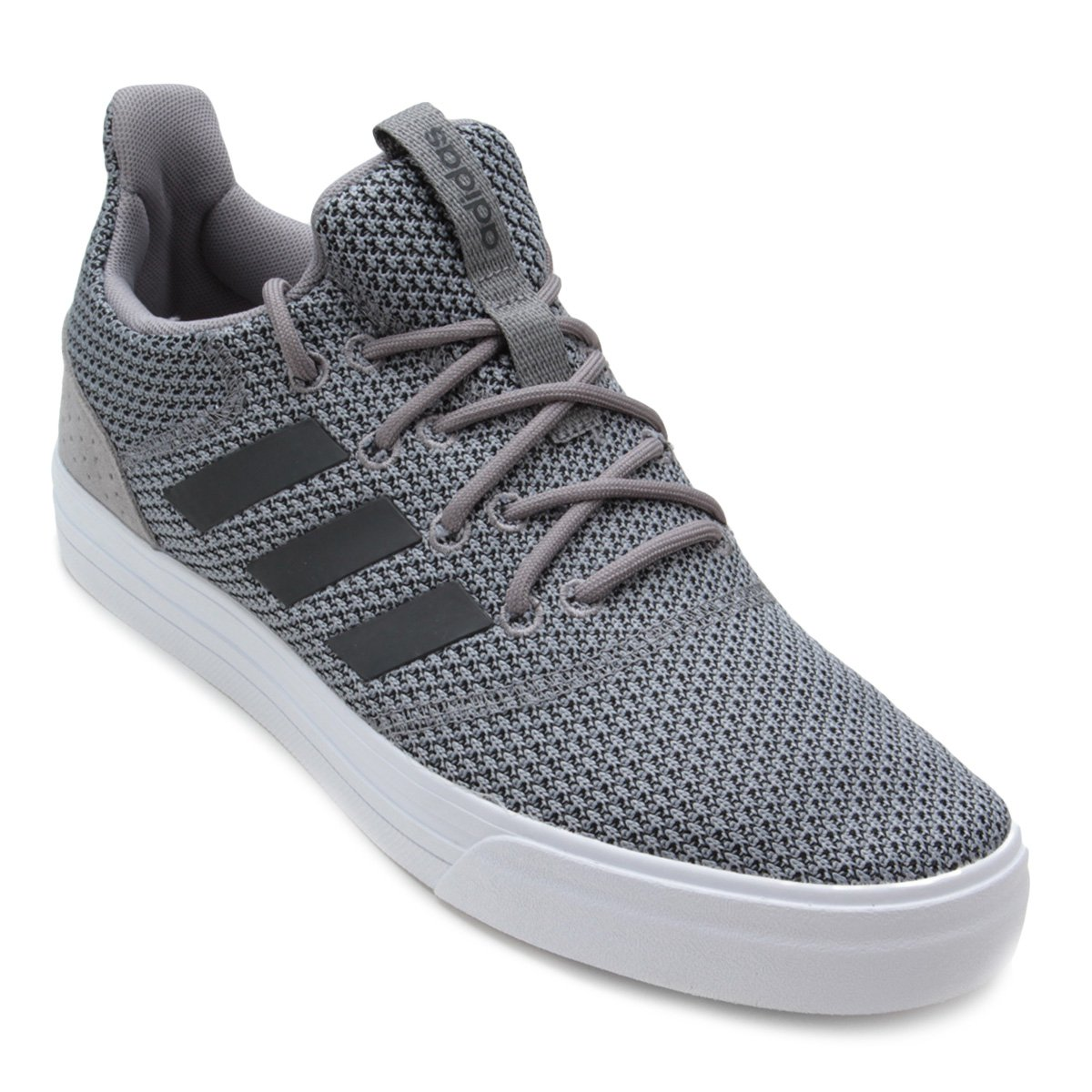 Adidas Tênis Masculino True Chumbo Street edrxCBWo