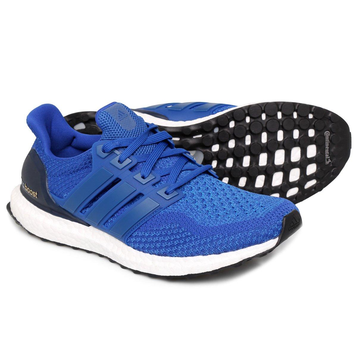 7c667c6a3b4de Tênis Adidas Ultra Boost Masculino - Compre Agora