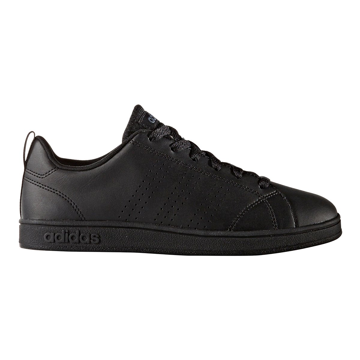 Tênis Adidas Vs Advantage Clean K Infantil - Preto - Compre Agora ... 108fbd5eb57cb