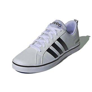 Tênis Adidas Vs Pace Casual Faixas no Mediopé - FY8558