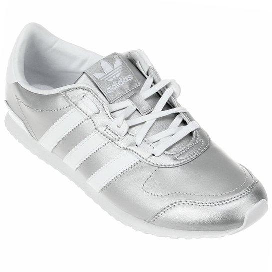 Tênis Adidas ZX 700 BE Low - Prata+Branco