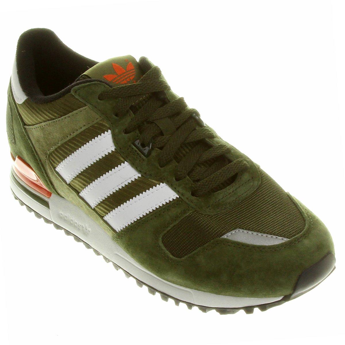 d2d089e654f58 best price tênis adidas zx 700 verde militarbranco b2c07 ecc4b