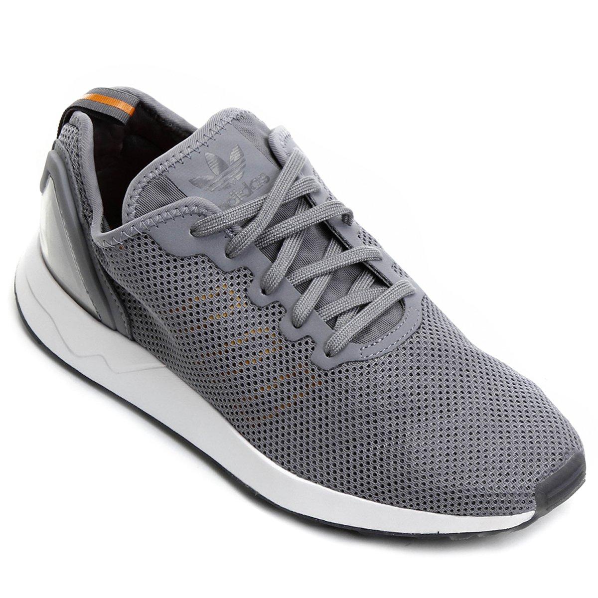 the best attitude 3f46a 65e85 ... greece tênis adidas zx flux adv racer sl compre agora netshoes d7e54  1f085