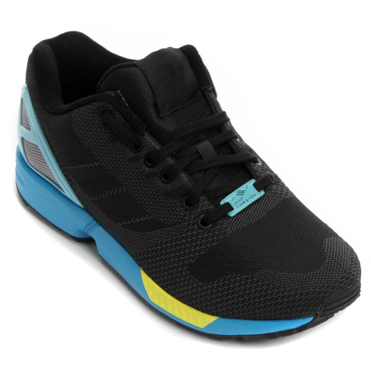e84602a2173 Tênis Adidas ZX FLUX Weave - Compre Agora